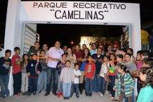 Parque Camelinas, 3
