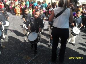 Desfile de primavera, 16