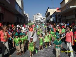 Desfile de primavera, 6